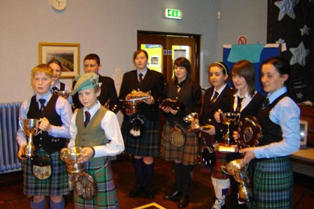 Campbeltown Solos 2009