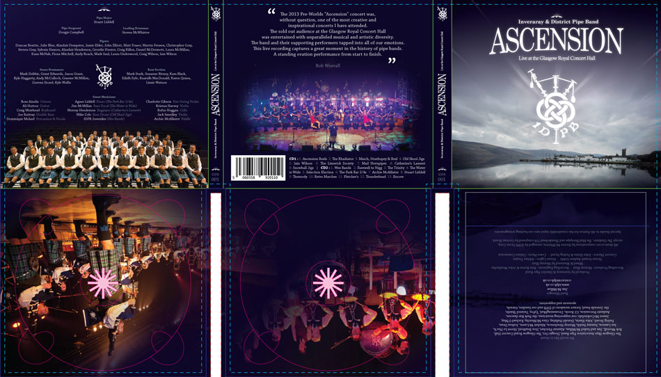 Ascension Digipack